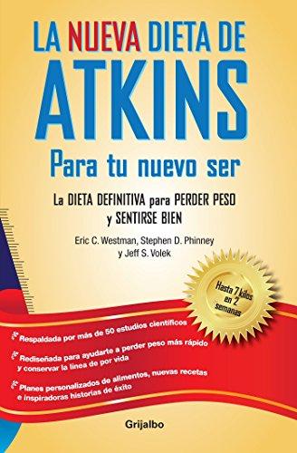 La nueva dieta de Atkins (Spanish Edition) [Varios] (Tapa Blanda)