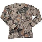 Natural Gear Long Sleeve Camo T-Shirt, Tagless and Preshrunk Lightweight Shirt for Women and Men (XX-Large)