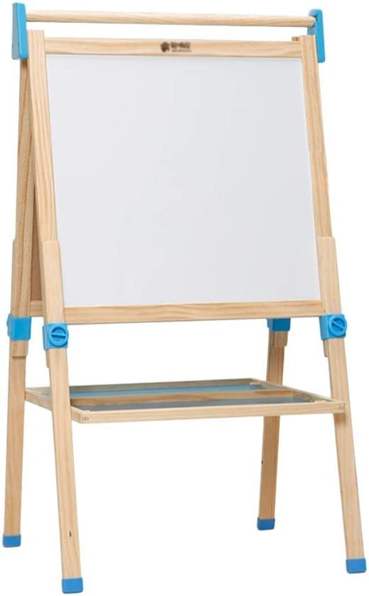 XHEYMX-easel Tablero de Dibujo para niños, Caballete con Soporte ...