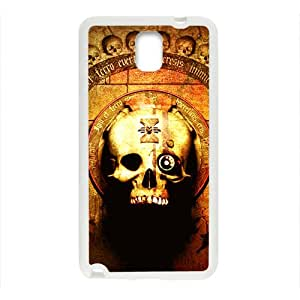 JIANADA Skull Pattern Hot Seller High Quality Case Cover For Samsung Galaxy Note3