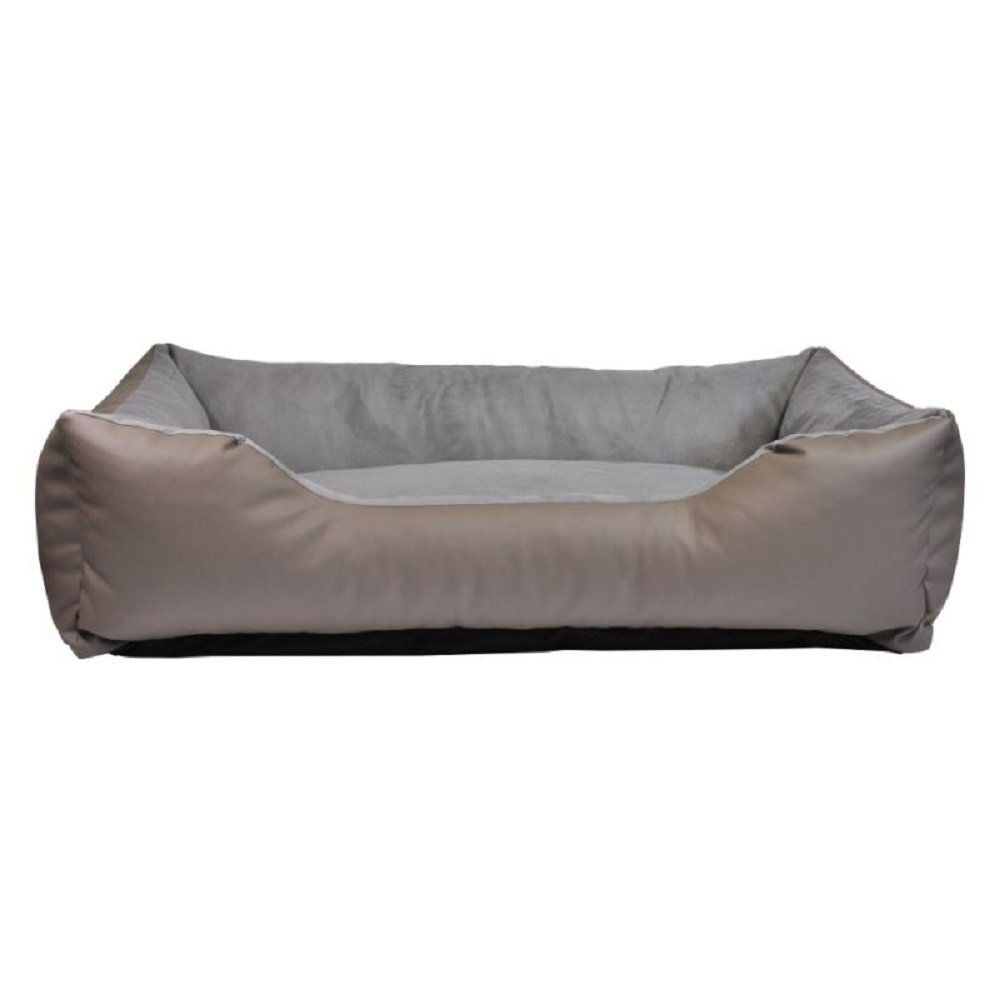 Large 120 x 82 x 30cm PaylesswithSS Pawz & Pepper Delano Dog Bed (Large 120 x 82 x 30cm)