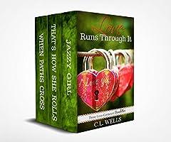 Love Runs Through It: Three Love-Centered Novelettes