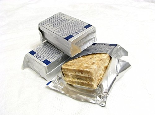 72H RUSSIAN ARMY ORIGINAL EMERGENCY FOOD SET OF 3 RATIONS SURVIVAL MILITARY FOOD BARS 2400Kcal (3 days)