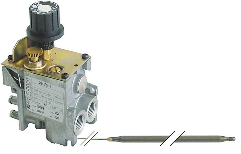 Thermostat de gaz SIT Type série 630eurosit Bartscher, Electrolux, Baron, alpeninox, bertos