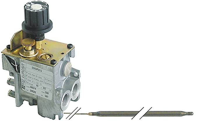 Gas Termostato Sit tipo Serie 630 eurosit Bartscher, Electrolux, Baron, alpeninox, bertos