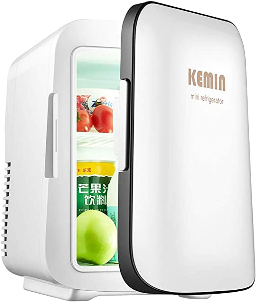 BAIF Mini refrigerador y Calentador, 4l congelador portátil 12v ...