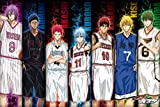 1000 Piece Jigsaw Puzzle Kuroko's Basketball Intention to Victory (50x75cm)