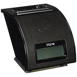 iPod/iPhone Alarm Clock in Black