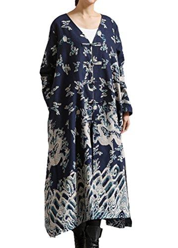 Dragon Long Gown - 3