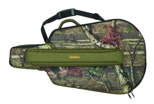 - Allen Exacta Fitted Crossbow Case for Reverse/Parallel Limb Crossbows, Mossy Oak Break-Up Infinity Camo