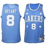 Kobe Bryant Los Angeles Lakers Youth Hardwood Classics Soul Jersey X-Large 18-20