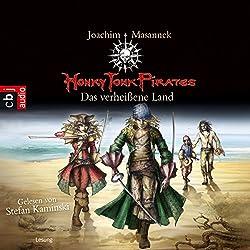 Das verheißene Land (Honky Tonk Pirates 1)