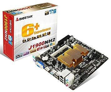 Biostar J1900NH2 BGA 1170 Mini ITX - Placa Base (DDR3-SDRAM, SO-DIMM, 1333 MHz, Dual, 1.35,1.5 V, 16 GB): Amazon.es: Informática