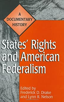 american history federalism One of the most remarked-upon events of the recent past is the august 2014 death of a black teenager, michael brown, at the hands of a white police officer, darren wilson, in ferguson, missouri attention initially focused on individual actions and local circumstances, but quickly expanded to a broader set.
