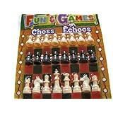 Chess game, jeu des echecs