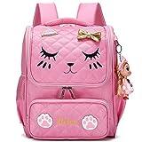 Best Barbie Book Bags - Ali Victory Waterproof Princess School Backpacks for Girls Review