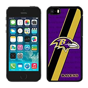 Cheap Iphone 5c Case NFL Sports Baltimore Ravens 2 New Style Design Cellphone Protector