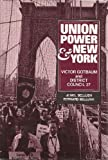 Union Power and New York : Victor Gotbaum and District Council 37, Bellush, Jewel and Bellush, Bernard, 0030001226