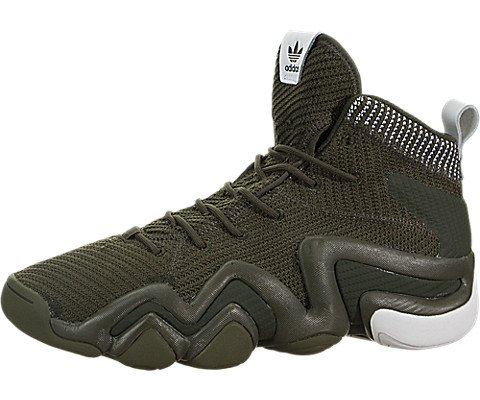 info for 97817 f87f5 Galleon - Adidas Mens Crazy 8 ADV Pk Night CargoNight Cargo Basketball  Shoe 12 Men US