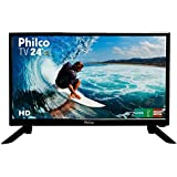 Tv Philco Led Hd 24 Ph24n91d Entrada Hdmi, Usb, Conversor Digital