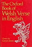 The Oxford Book of Welsh Verse in English, Gwyn Jones, 0192118587