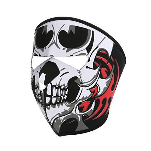 ca2a2b8e0 Cideros Full Face Mask Monkey Face Designed Ski Cycling CS Halloween Mask  Windproof Coldproof Winter Outdoor Biking