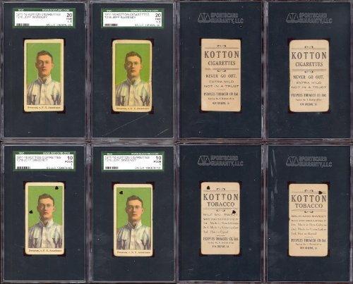 1914 Kotton T216 Regular (Baseball) Card# 67 jeff sweeney of the New York Yankees Good Condition
