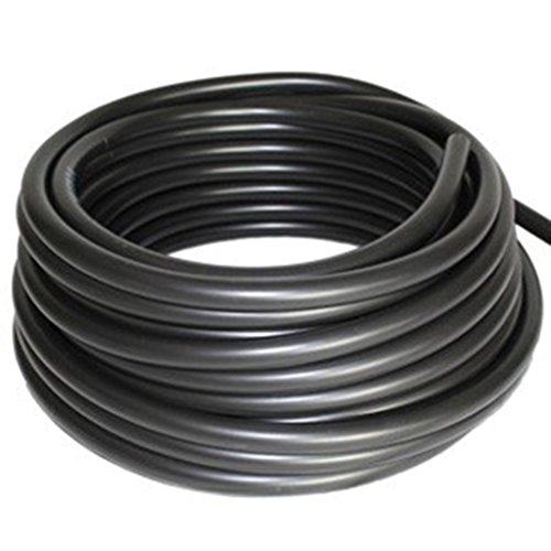 Patriot Weighted Black Vinyl Aeration Tubing .375'' x 30' by Patriot