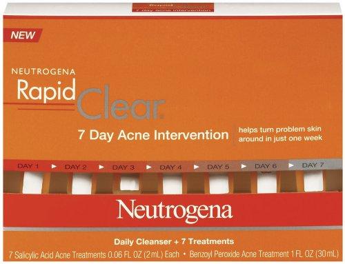 Neutrogena Rapid Clear 7 Day Intervention