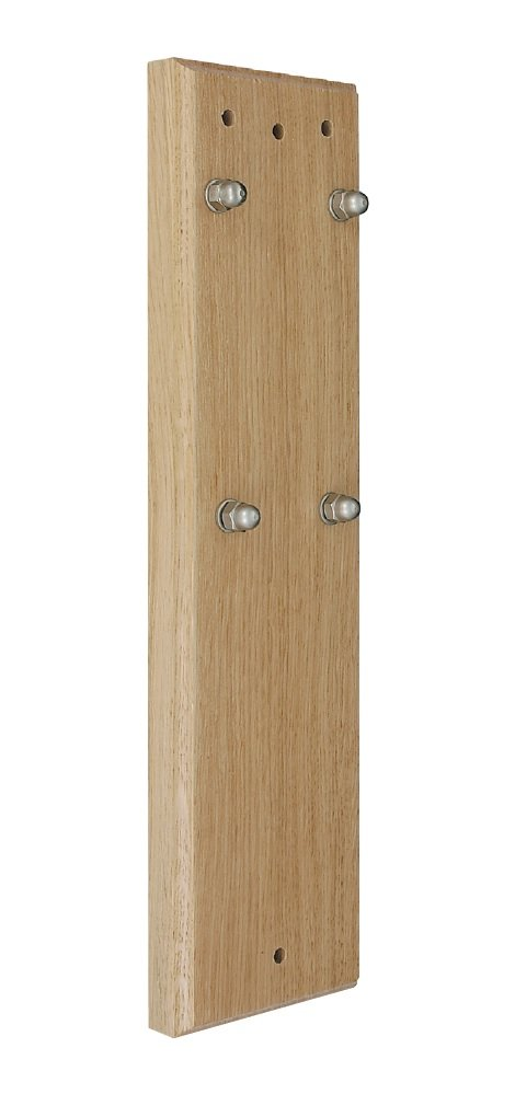 Boj Olaneta 00993802 Wooden Backing Support for Wall-Mounted Corkscrew, Wood, Beige