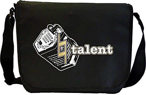 Concertina Natural Talent - Musik Noten Tasche Sheet Music Document Bag MusicaliTee
