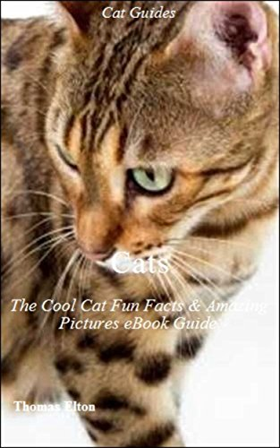 Cats: The Cool Cat Fun Facts & Amazing Pictures eBook Guide