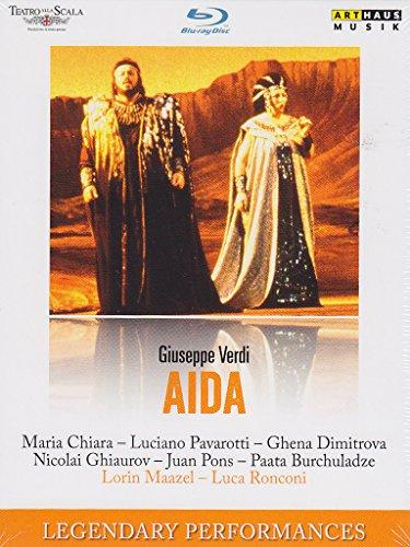 Aida - Teatro Alla Scala Milan 1985 (Blu-ray)