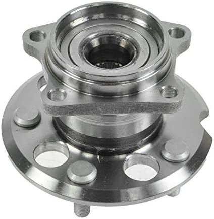 Rear Wheel Hub /& Bearing Left or Right for 01-05 Toyota Rav4 Rav-4 4WD 4x4