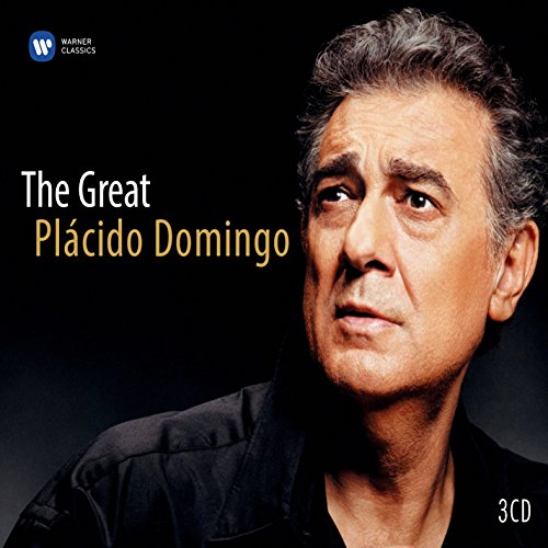 - The Great Placido Domingo - 75th Anniversary Edition (3CD)