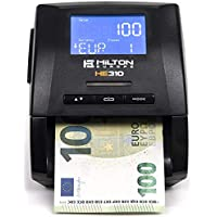 HILTON EUROPE   HE310B Detector Billetes Falsos 7 Sistemas de Detección   100% Fiable Superando el test del Banco…