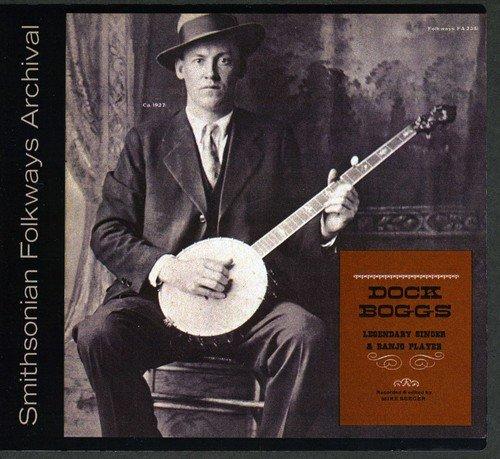 Legendary Player - Dock Boggs: Legendary Singer and Banjo Player