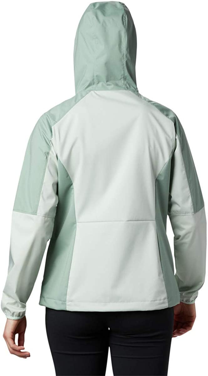 Columbia Womens Mystic Trail Jacket