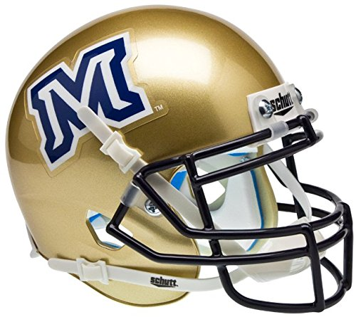 Schutt NCAA Mini Authentic XP Football Helmet, Montana State Bobcats ()
