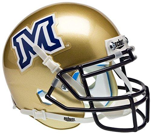 (Schutt NCAA Mini Authentic XP Football Helmet, Montana State Bobcats)