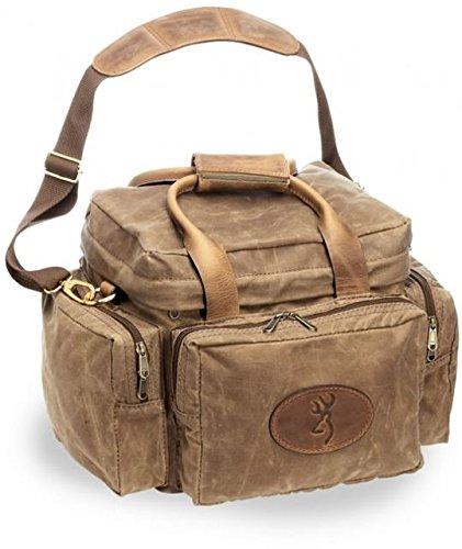 Browning Santa Fe Leather Repel-Tex Bag