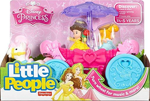 Fisher-Price Little People Disney Princess, Carousel Carriage