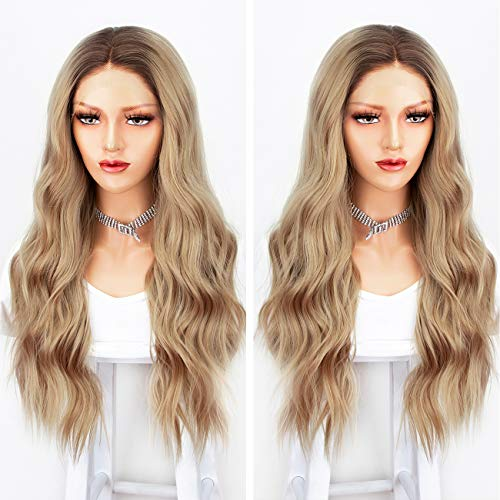 Persephone Glueless Synthetic Parting Resistant product image