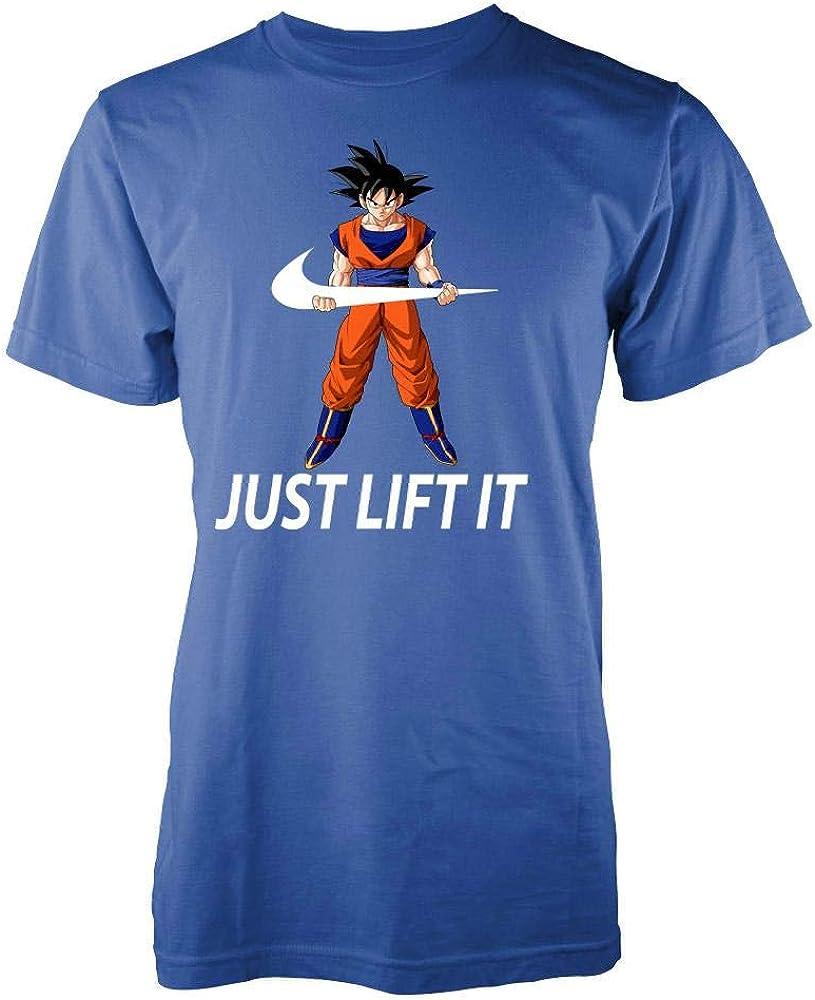 Ramgfx Dragonball Z Goku Sports Tick Mashup - Camiseta para niños