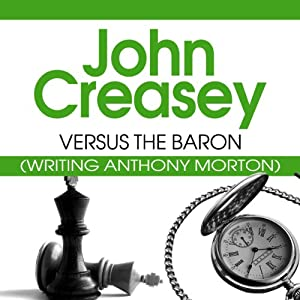 Versus the Baron Audiobook