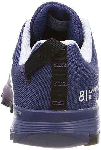 Adidas noble Femme 8 orchid De Chaussures 1 Indigo Kanadia Trail Tint 0 acero Bleu Blue HfTHqwC