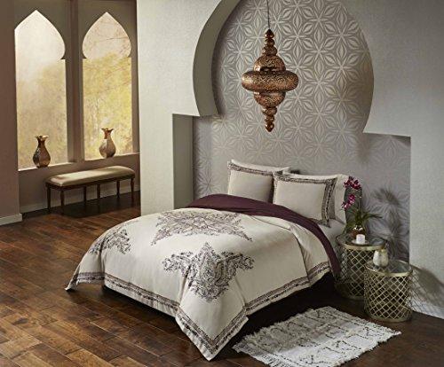 Blissliving Home Blissliving Marrakesh Bahia Palace Duvet Set Full/Queen, ()