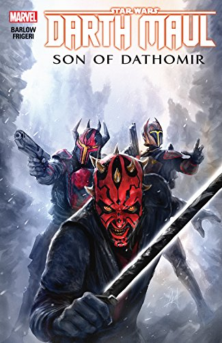 Star Wars: Darth Maul - Son of Dathomir (Star Wars: Darth Maul - Son of Dathomir (2014)) cover