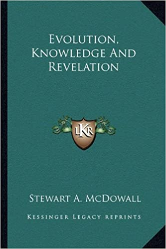 Book Evolution, Knowledge and Revelation