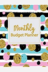 Monthly Budget Planner: Weekly Expense Tracker Bill Organizer Notebook Business Money Personal Finance Journal Planning Workbook size 8.5x11 Inches ... (Expense Tracker Budget Planner) (Volume 3) Paperback